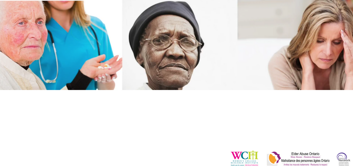 Strategies to Address Violence Against Older Women